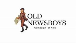 Old News Boy